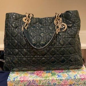 🔥🔥🔥Authentic Christian Dior Soft Shopping tote